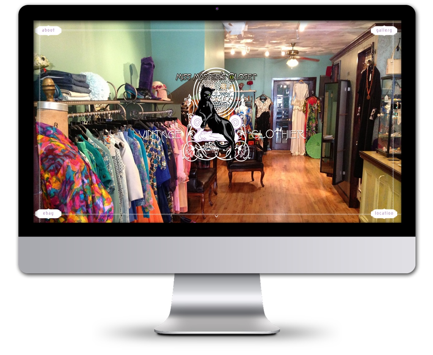 Miss Masters Closet Web Development